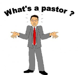 What's a Pastor?